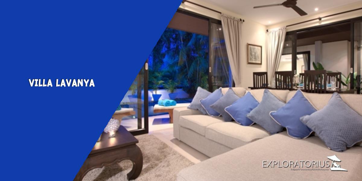 ที่พักสไตล์ Villa ณ เกาะสมุย