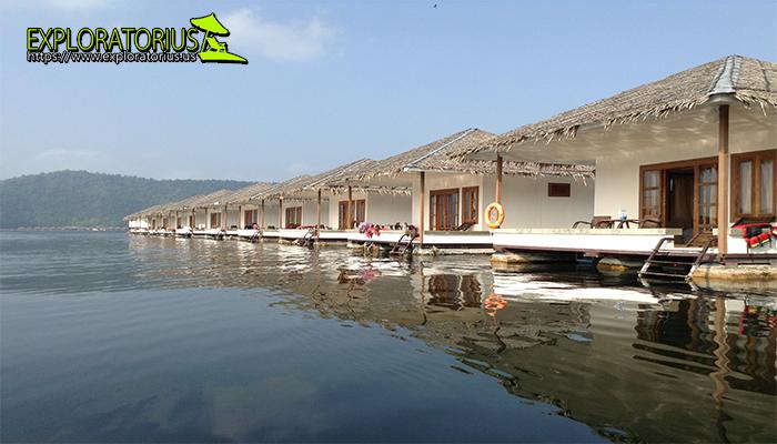 Lake heavenรีสอร์ท กาญจนบุรี