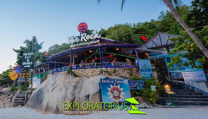 มาเที่ยวกันให้สุดเหวี่ยงกับ Fullmoon Party ที่หาดริ้น เกาะพงัน
